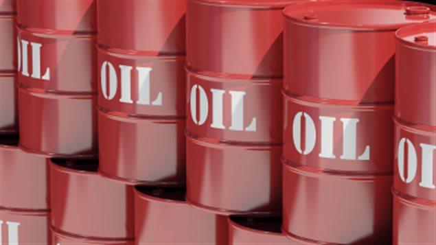 barils de petrole