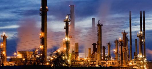raffinage petrolier