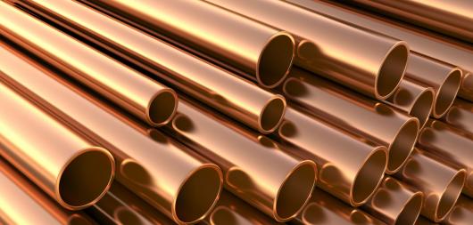 cuivre-tubes