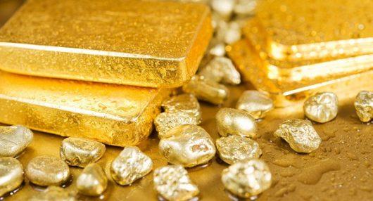 réserve d'or russie